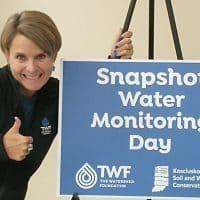 Snapshot Water Monitoring Day 2020