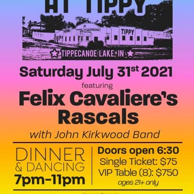 Dance at Tippy 2021 Flyer
